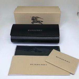 Burberry Sunglasses case and box